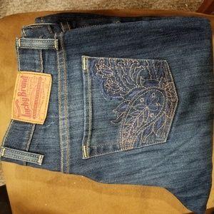 Womens Lucky Brand Jeans Sz 6/28